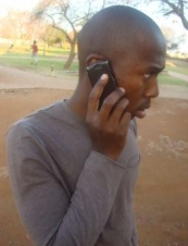 Khotso 33 y.o. from South Africa