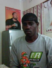 Godwin 33 y.o. from Kenya