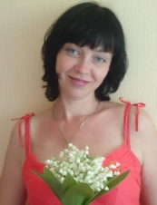 Irina 50 y.o. from Russia