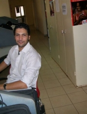 Tarek 35 y.o. from Egypt
