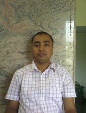 Rajesh 35 y.o. from India