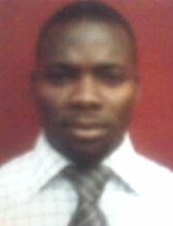 Godsent 34 y.o. from Nigeria
