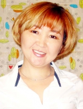 Gulia 47 y.o. from Kazakhstan