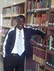 Abraham 28 y.o. from Ghana