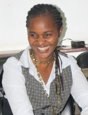 Claudie 35 y.o. from Kenya