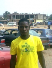 Mike 38 y.o. from Ghana