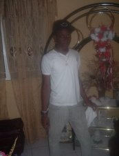 jameel 25 y.o. from Trinidad and Tobago