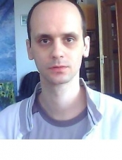 Kristof 37 y.o. from Hungary