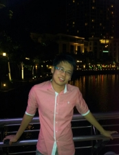 Johnson 27 y.o. from Singapore