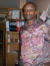 Burama 42 y.o. from Gambia