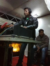 dj 33 y.o. from India