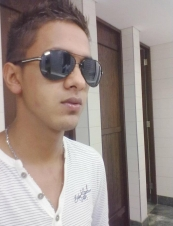 hashmi 25 y.o. from Mauritius