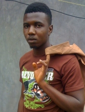 ALPHONSE 26 y.o. from Cameroon