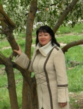 Elena 62 y.o. from Kazakhstan