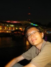 Wie 34 y.o. from Singapore