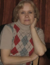 Aleksandra 61 y.o. from Ukraine