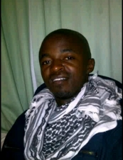 Thulani 33 y.o. from South Africa
