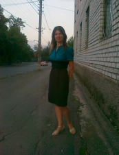 Katya 39 y.o. from Ukraine