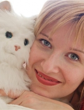 Marina 41 y.o. from Russia