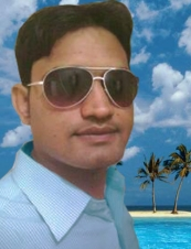 Aslam 33 y.o. from India