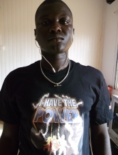 Omsin 36 y.o. from Gambia