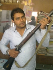 ashutosh 35 y.o. from India