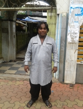 ansari 35 y.o. from India