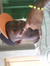 handsome 28 y.o. from Benin