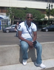 Ishmeal 41 y.o. from Liberia
