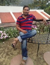 Ajit 40 y.o. from India