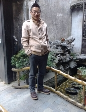 chuan 33 y.o. from China